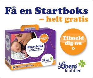 startpakke baby tilbud